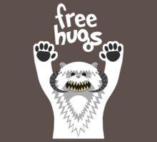Monster Hugs One Piece - Short Sleeve