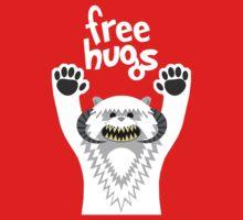 Monster Hugs Kids Tee