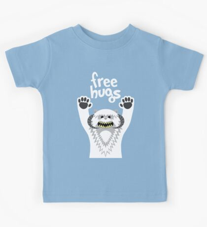 Monster Hugs Kids Tee