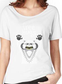 Monster Hugs Women's Relaxed Fit T-Shirt