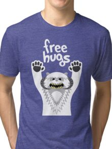 Monster Hugs Tri-blend T-Shirt