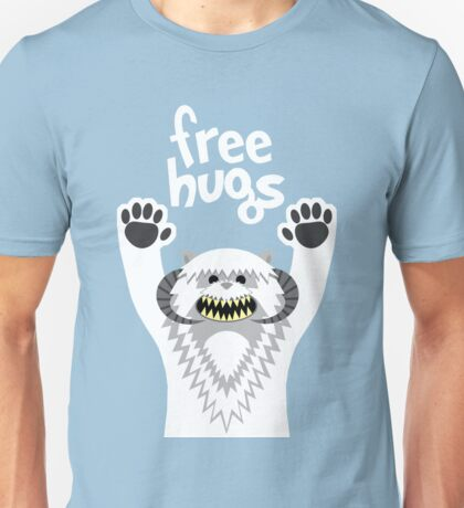 Monster Hugs Unisex T-Shirt