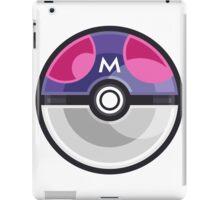 Pokemon Master Ball iPad Case/Skin