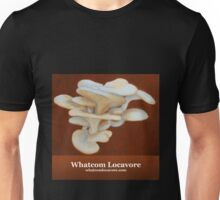 Oyster Mushrooms Unisex T-Shirt