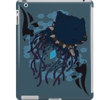 Let your fear subside. (no text) iPad Case/Skin