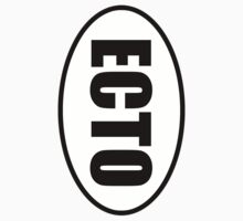 Ecto - European Style Oval Country Code Sticker by fohkat