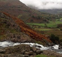 Sour Milk Gill, Grasmere by GeorgeOne