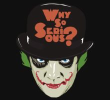 A Clockwork Joker - Serious Droog Kids Clothes