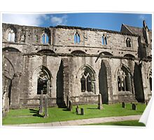 Dunkeld Cathedral Ruin Poster