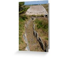 Norse Mill Greeting Card