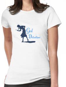 Girl Detective (dark on light) T-Shirt