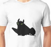 toothless (larger). Unisex T-Shirt
