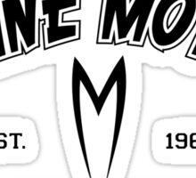Property of Mifune Motors Racing Team Sticker