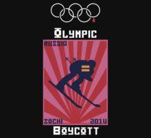 Boycott 2014 Russian Olympics #2 by Samuel Sheats