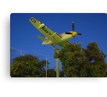 Griffith Fairey Firefly (2010) Canvas Print