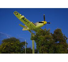 Griffith Fairey Firefly (2010) Photographic Print