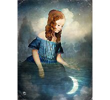 Drowned Moon Photographic Print