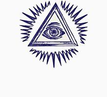 Illuminati, The All Seeing Eye Unisex T-Shirt