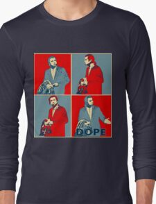 Confused Travolta Meme: Hope  Long Sleeve T-Shirt