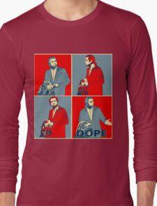 Confused Travolta Meme: Hope  Long Sleeve T-Shirt