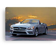 2013 Mercedes GL 550 'Designo' Canvas Print