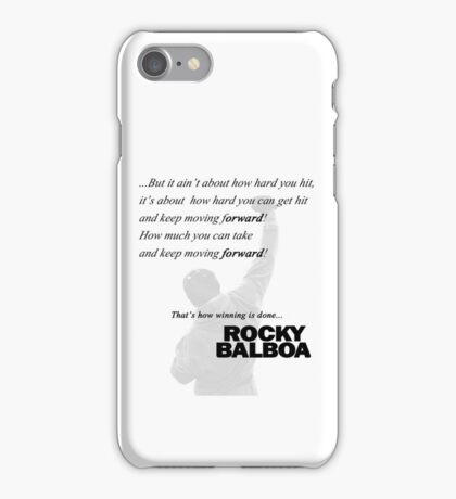 Life Lesson version 2.0 iPhone Case/Skin