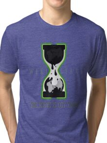 WikiLeaks - The Truth is out There Tri-blend T-Shirt