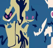 Pokemon Ghost Sticker