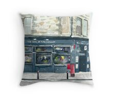Earl of Marchmont Throw Pillow