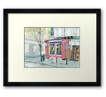 Sandy Bell's Framed Print