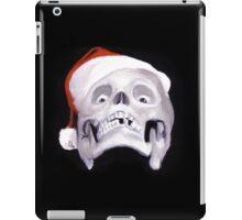BLACK XMAS: Bastard son of Santa iPad Case/Skin