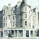 Peter Green's, Marchmont Road by Ross Macintyre