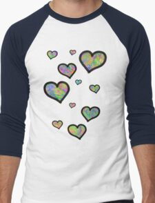 Colourful Hearts T-Shirt