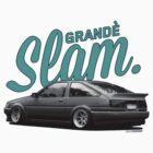 AE86 Grand Slam by Bacn