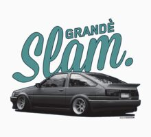 AE86 Grand Slam Kids Tee
