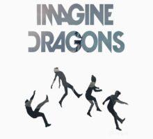 Imagine Dragons by maitanebau