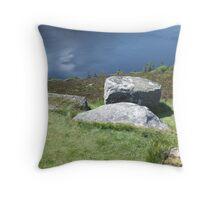 Wicklow mountains, Ireland Throw Pillow