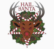 Hail Santa by HailTheRab