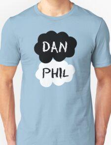 DAN & PHIL (Danisonfire & AmazingPhil) - TFIOS Design Unisex T-Shirt