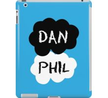 DAN & PHIL (Danisonfire & AmazingPhil) - TFIOS Design iPad Case/Skin
