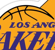 Los Angeles Bakers tee Sticker