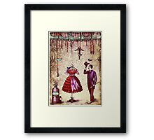 love and other fairy tales Framed Print