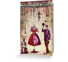 love and other fairy tales Greeting Card