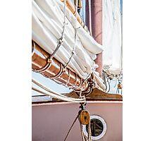 Sailing (III) Photographic Print