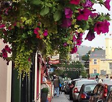 Kenmare Town, Kerry, Ireland by Maire Morrissey-Cummins