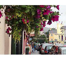 Kenmare Town, Kerry, Ireland Photographic Print