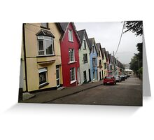 Cobh, Co. Cork, Ireland Greeting Card