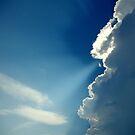 The Sky is A L I V E  and  B R E A T H I N G... by Larry Llewellyn