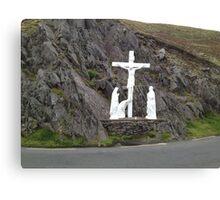 Slea Head, Atlantic Ocean, Kerry, Ireland Canvas Print