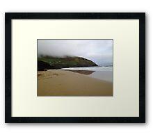 Coumeenole Beach, Dingle Peninsula, Ireland Framed Print